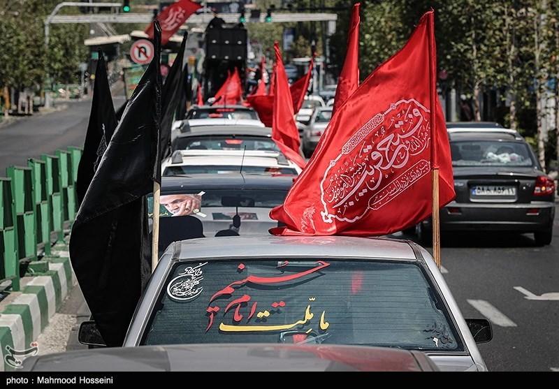 راهپیمایی خودرویی 22 بهمن در مسیر هفتباغ برگزار میشود